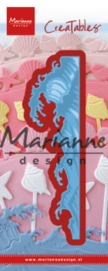 Marianne Design - Creatables - Waves