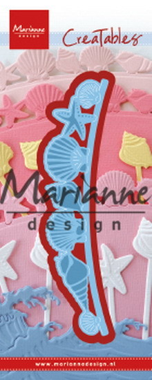 Marianne Design - Creatables - Sea shells border