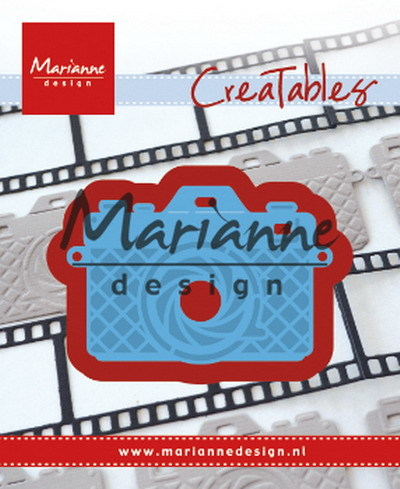 Marianne Design - Creatables - Photo camera