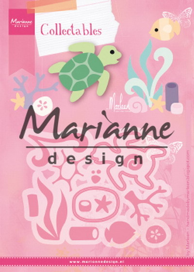 Marianne Design - Collectables - Sealife by Marleen