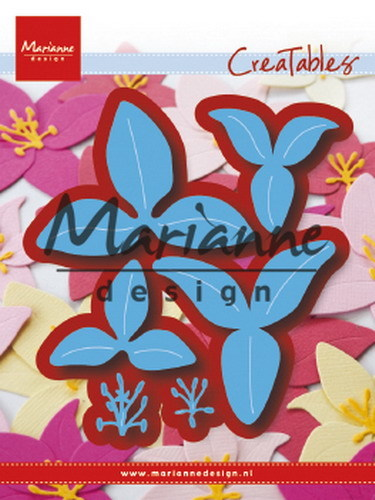 Marianne Design - Creatables -  Lily