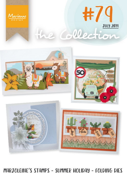 Marianne Design - The collection #79