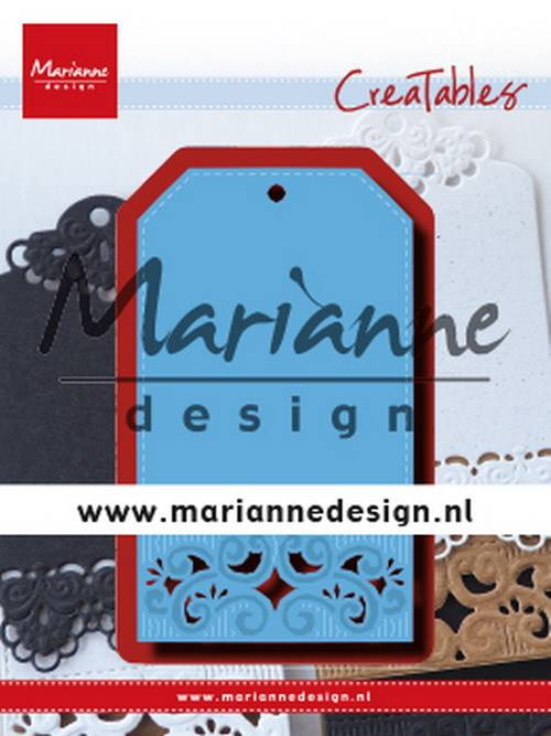 Marianne Design - Creatables -  Classic label