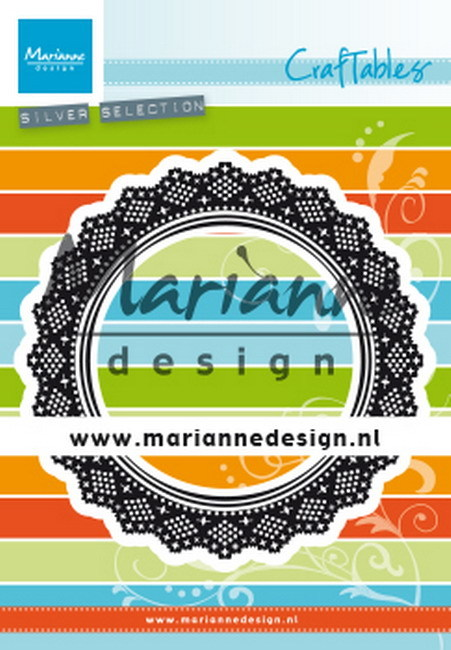 Marianne Design - Craftables - Shaker Doily
