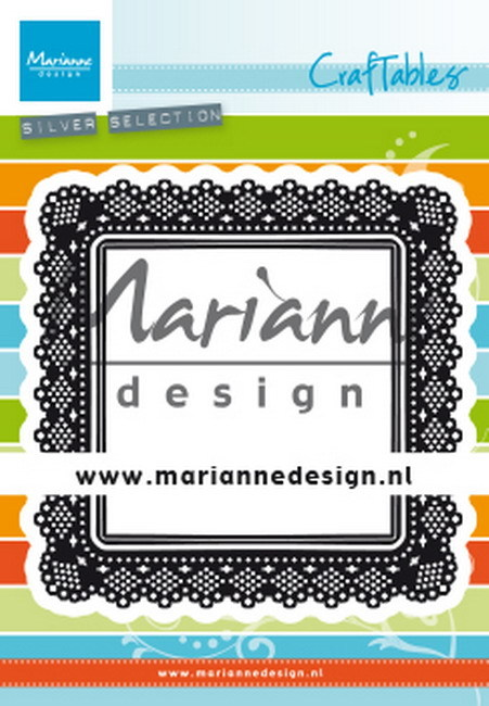 Marianne Design - Craftables - Shaker Square
