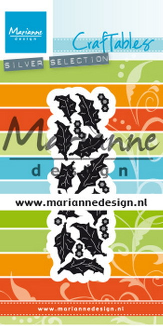 Marianne Design - Craftables - Punch die - Holly´s