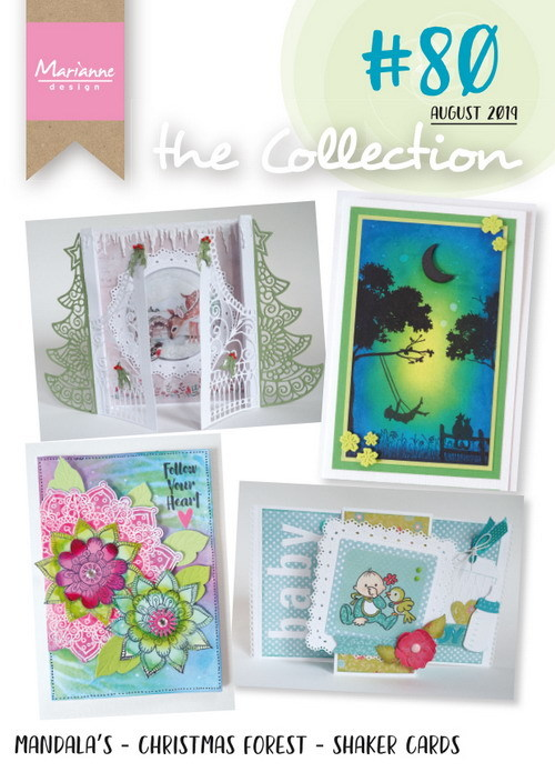 Marianne Design - The collection #80