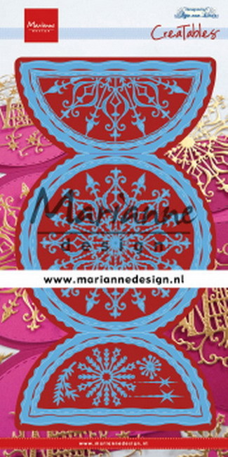 Marianne Design - Creatables -  Anja´s folding circle XL