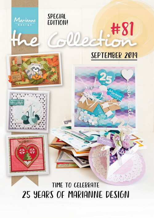 Marianne Design - The collection #81