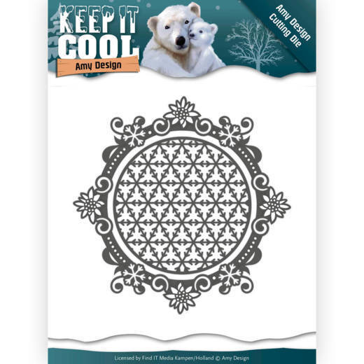 Amy Design - snijmal - Keep it cool - Keep it round