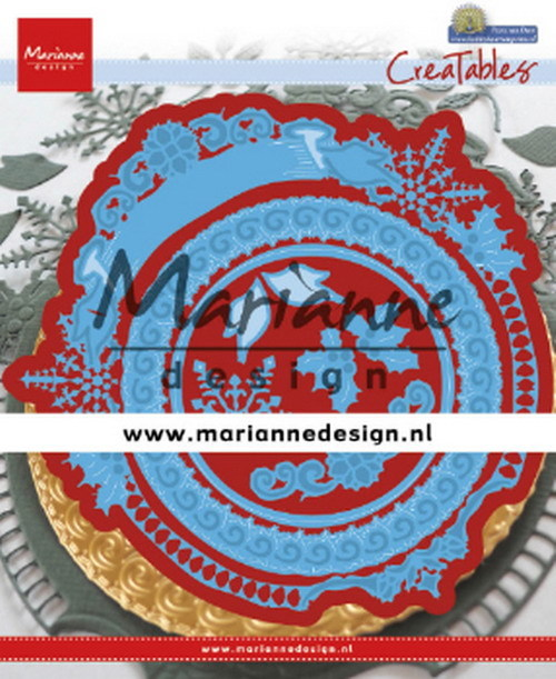 Marianne Design - Creatables - Winter circle