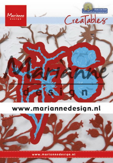 Marianne Design - Creatables - Petra's cotton