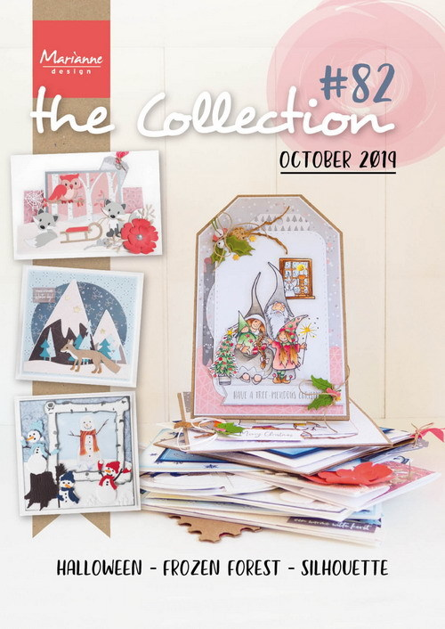 Marianne Design - The collection #82