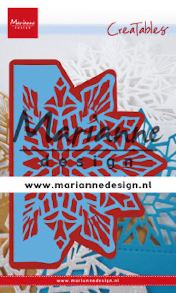 Marianne Design - Creatables - Gate folding die - Chrystal