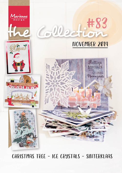 Marianne Design - The collection #83