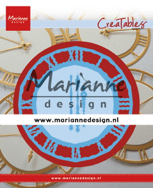 Marianne Design - Creatables - Clock