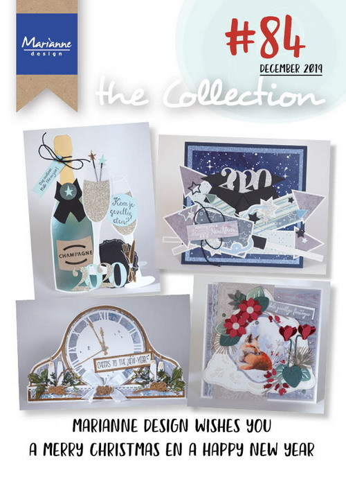 Marianne Design - The collection #84