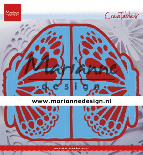 Marianne Design - Creatables - Gate folding die - Butterfly