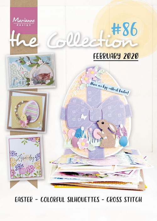 Marianne Design - The collection #86