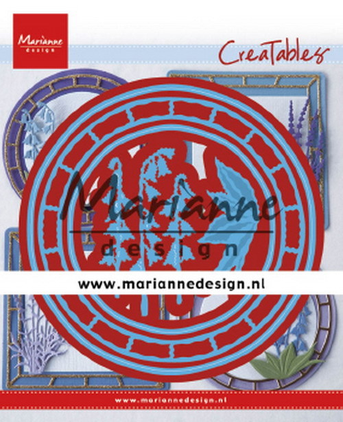 Marianne Design - Creatables - Blue bell circle
