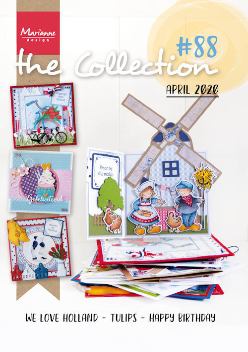 Marianne Design - The collection #88
