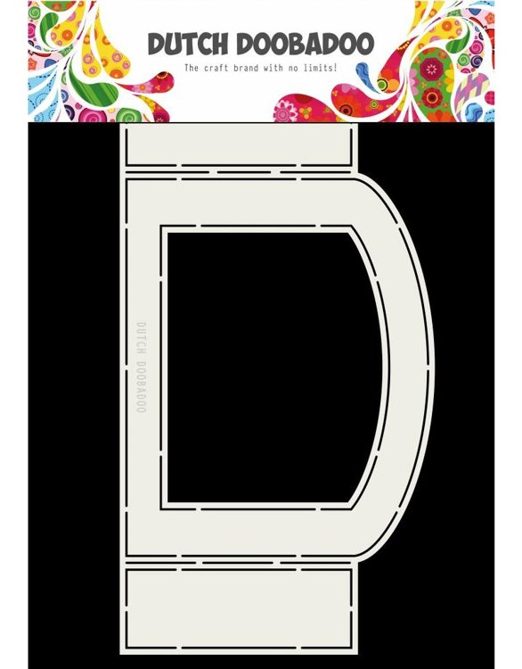 DDBD - Dutch card art - Oval A4