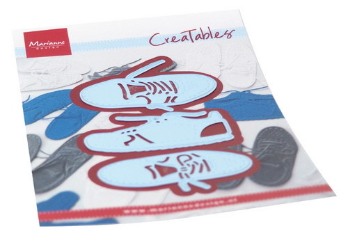 Marianne Design - Creatables -  Sneakers