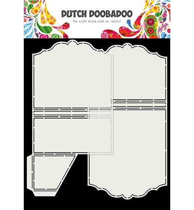 DDBD - Mini album met pocket
