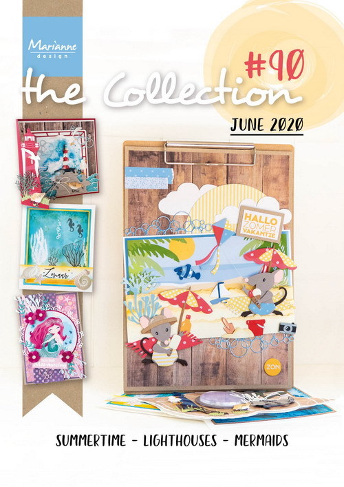 Marianne Design - The collection #90