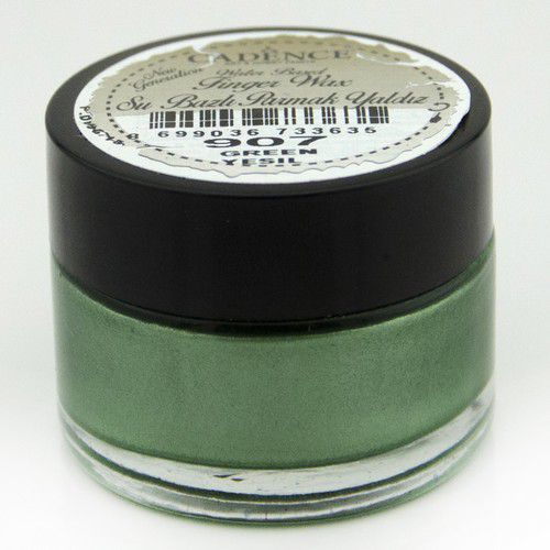 Cadence  Finger wax - Green