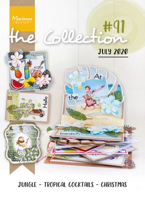 Marianne Design - The collection #91