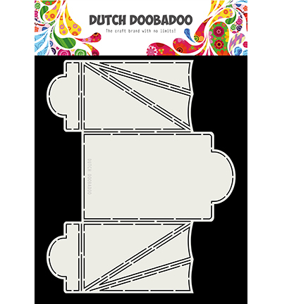 DDBD - Dutch card art - Label - A4