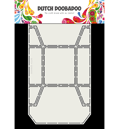 DDBD - Dutch card art - Tri shutter - A4