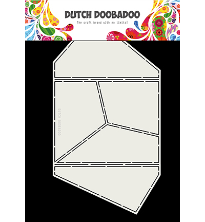 DDBD - Dutch card art - Patchwork - A4