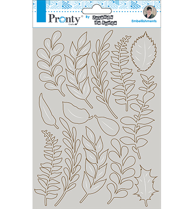 Pronty - Chipboard - Leaves