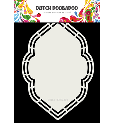 DDBD - Dutch Shape Art - Alycia - A5