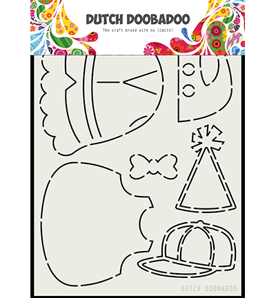 DDBD - Dutch Card Art - Kleding beer