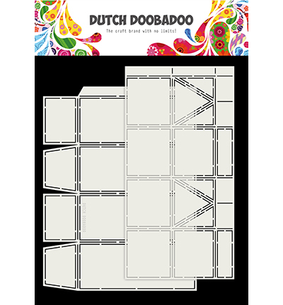 DDBD - Dutch box art - Milk carton