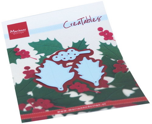 Marianne Design - Creatables - Holly leaves