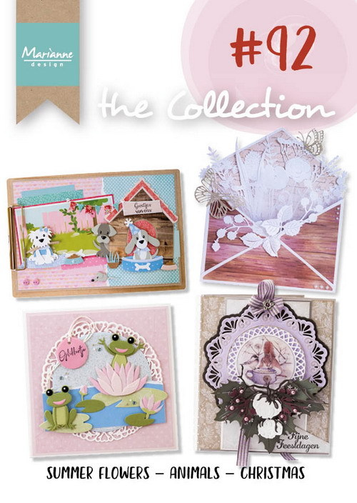 Marianne Design - The collection #92