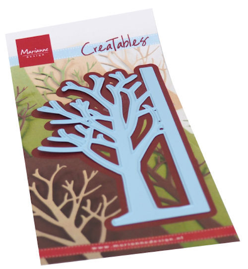 Marianne Design - Creatables - Gate folding Tree