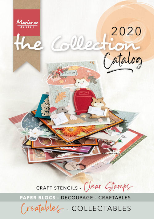 Marianne Design - Catalogus The collection 2020