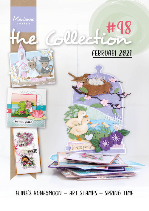 Marianne Design - The collection #98