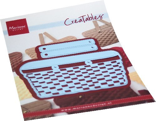 Marianne Design - Creatables - Wicker basket