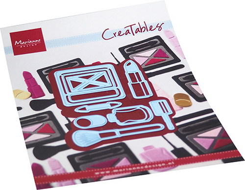 Marianne Design - Creatables - Make up set