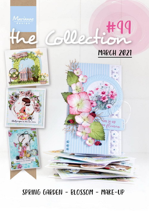 Marianne Design - The collection #99