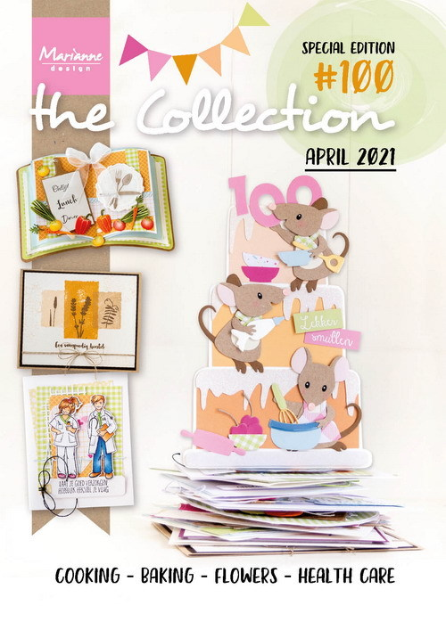 Marianne Design - The collection #100
