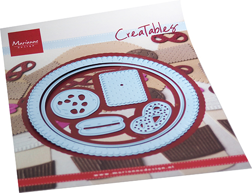 Marianne Design - Creatables - Biscuit doily