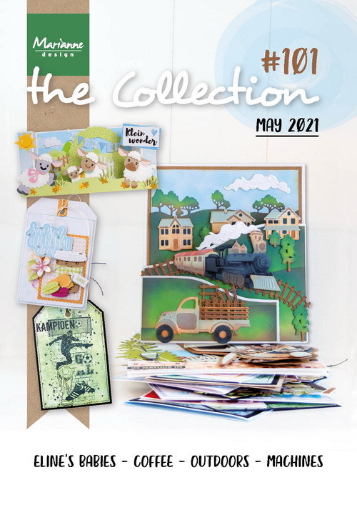 Marianne Design - The collection #101
