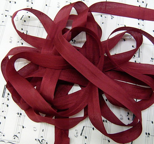 Vintage Seam Binding Ribbon - Medoc